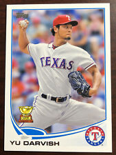 2013 Topps Yu Darvish # 11 Texas Rangers All Star Rookie Cup SP