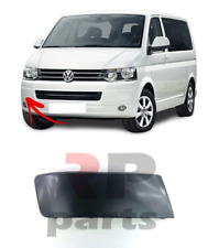 Nouveau VW Transporter Multivan 2004-2009 pare-choc Avant Trim Molding Noir Gauche N//S