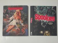 SPOOKIES Blu-ray Limited Edition with both Slip Cover Vinegar Syndrome