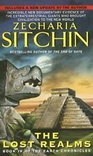 Earth Chronicles: The Lost Realms 4 by Zecharia Sitchin (2007, Paperback)