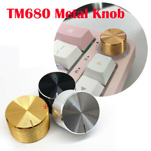 TM680 Wired/wireless Special Metal Knob, Mechanical Keyboard Upgrade Accessories