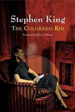The Colorado Kid by Stephen King (2005, CD)