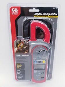 Gardner Bender GCM-221 Digital Clamp Meter