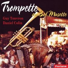 Guy TOUVRON-D. COLIN / Trompette au Bal Musette / (1 CD) / Neuf
