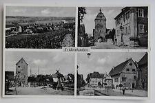 27044 AK Frickenhausen am Main um 1930 Häuser Straße Turm