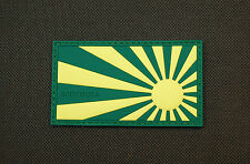 3D PVC Rising Sun Patch Portland Timbers RCTID Rose City Pacific Northwest PDX