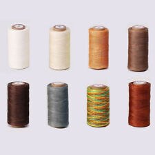 260M 150D Leather Sewing Waxed Wax Thread Hand needle Cord DIY Craft