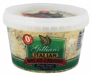 Gillian's Foods - Gluten- Free Bread Crumbs Italian - 12 oz.