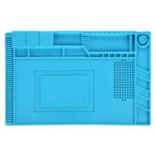 Magnetic Heat Insulation Silicone Mat Repair Kit Mobile Computer Maintenance Mat