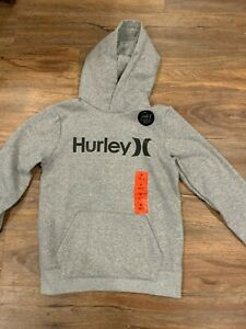 Hurley Youth Pullover Hoodie Soft New NWT