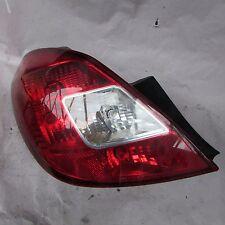Fanale posteriore sinistro sx Opel Corsa 2007 usato (4269 70-7-C-5)