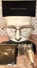 e12ad400676 Polo Ralph Lauren Men 131 mm - 139 mm Temple Eyeglass Frames
