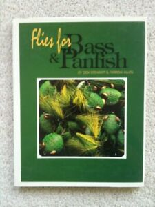Flies for Bass and Panfish