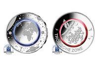 5 Euro Tropische Zone & Planet Erde Set - Deutschland 2016/2017 Mzz unserer Wahl