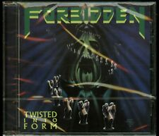 Forbidden Twisted Into Form 2008 Remaster German Press CD new