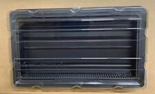 1x 50 ESD Memory Tray DIMM RAM DDR1/2/3/4 ArbeitsSpeicher Antistatik Box leer 1A