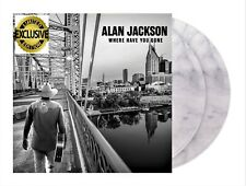Alan Jackson Where Have You Gone 2-LP ~ Exclusive Black & White Swirl ~ Sealed!