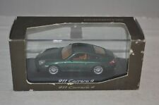 Minichamps Porsche Carrera 4 green 1:43 green mint in box