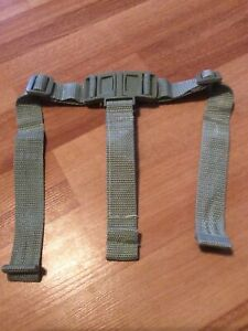 Summer Infant 4-in-1 Super Seat Replacement Straps Part Green