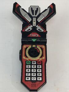 Power Rangers Super Megaforce Deluxe Legendary Morpher Bandai 2013 Phone Only
