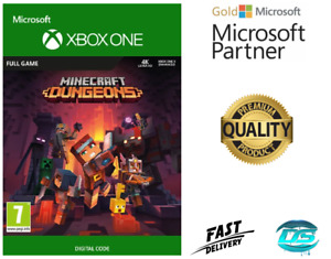 Minecraft Dungeons/Dungeons Hero Edition Xbox One - Key Code (Global)