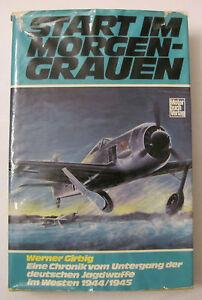 Motorbuch Verlag: Star im Morgengrauen Jagdwaffe 1944/45  / 1. Auflage 1973