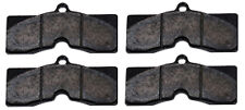 NEW WILWOOD POLYMATRIX BP-10 BRAKE PADS FOR 65-82 CORVETTE,D8,D8-4,D8-6 CALIPERS