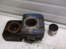 Yamaha Enticer 300 Snowmobile Engine R/Mag Std. Bore Cylinder, Piston, and Head