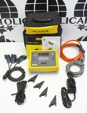 Fluke 1735 Three-Phase Power Logger w/ 3-phase and 3-phase+N current clamp set