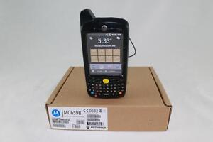 Motorola MC65 Barcode Scanner : P/N: MC659B-PD0BAA00100