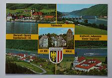 Schöne alte Ansichtskarte AK - Vichtenstein an der Donau Obernzell Bayern Lufta.