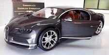G Scale 1:24 2016 Bugatti Chiron W16 Supercar Detailed Diecast Model Car 31514