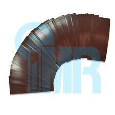 1000pcs 18650 PVC Heat Shrink Wraps (Pre-cut) - Chocolate Brown