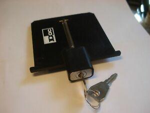 Vintage Floppy Disk Drive Lock