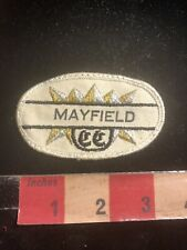 Vintage MAYFIELD COUNTRY CLUB Golf Patch C98S