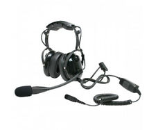 Arc T26075 Heavy Duty Earmuff Boom Mic for Motorola Multi-Pin Xpr and Apx Radios