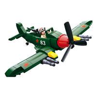 Sluban WWII Allied Ground Attack Aircraft M38 B0683 iL2