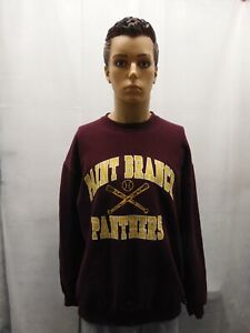 Vintage Paint Branch High School Panthers Baseball Russell Athletic Crewneck XL