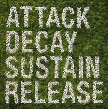 Simian Mobile Disco - Attack Decay Sustain Release (NEW CD)