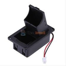 1Pcs 9V Battery Box Holder Case Cover Holders Box For Active Guitar Bass Pickup