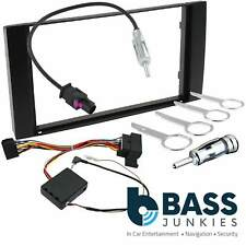 Ford Kuga 2008-13 Car Stereo Double Din Fascia Steering Interface Kit CT24FD18