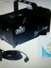 New! Chauvet Hurricane H700 Fog/Smoke Pro Machine w/ Fog Fluid & Remote | H-700
