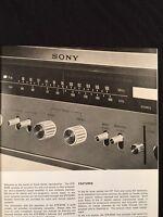 Sony STR-6045 Stereo Receiver ORIGINAL Owners Manual str6045