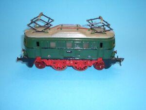 30016321 - Fleischmann elektr. E-Lok 335 grün Spur 0