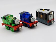 Thomas The Train & Friends CONFETTI PERCY SIR HANDEL TOBY Take N Play Metal Lot