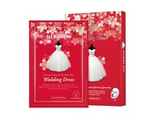 Merbliss Wedding Dress Ruby Ultra Mask (5sheets) / Free Gift / Korean Cosmetics