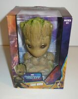 Baby Groot Coin Bank Figure Guardians of the Galaxy Vol 2 Marvel Comics Plastic