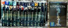Supernatural The Complete Series Seasons 1-14 (DVD) Fourteen New! Free Shipping!