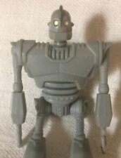 "New listing Rare! Vintage Iron Giant Movie Promo 4"" Robot Action Figure Toy Warner Bros"