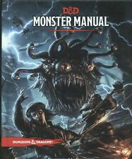 Dungeons & Dragons - Monster Manual - Supplemental Book